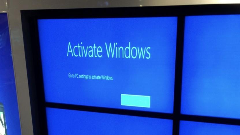 Nutzer müssen plötzlich Windows reaktivieren.