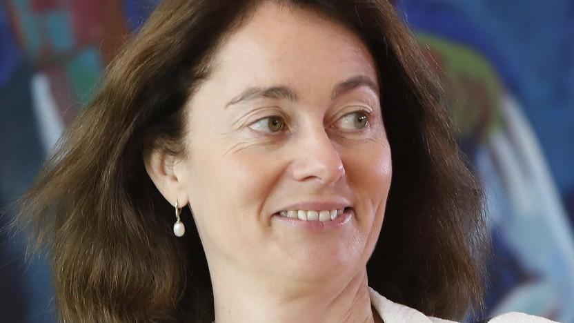 Justizministerin Katarina Barley kritisiert die Pläne für das Leistungsschutzrecht.