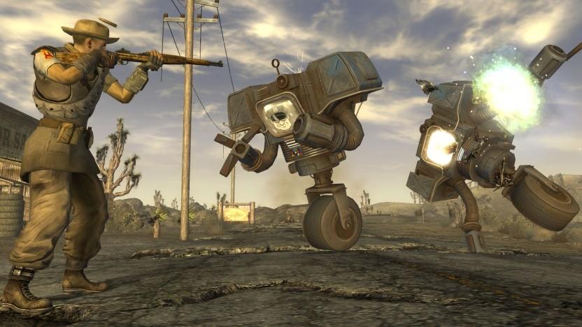 Artwork von Fallout New Vegas