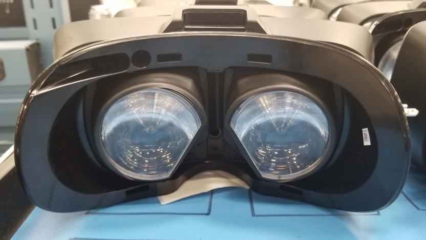 Angebliches VR-Headset von Valve