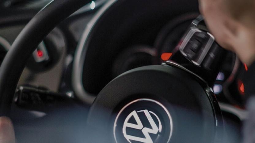 Siri kann Volkswagen Befehle geben.
