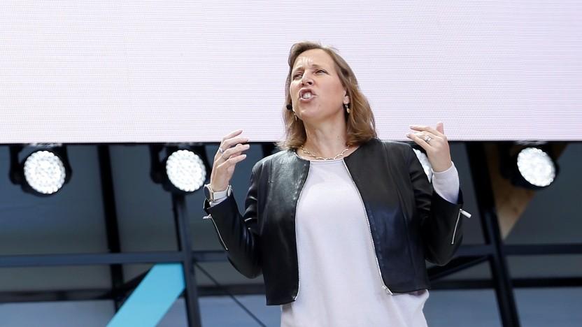 Youtube-Chefin Susan Wojcicki warnt vor den Folgen der EU-Urheberrechtsreform.