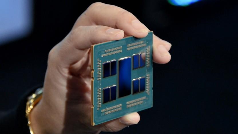 Das Multi-Chip-Modul von AMDs Rome