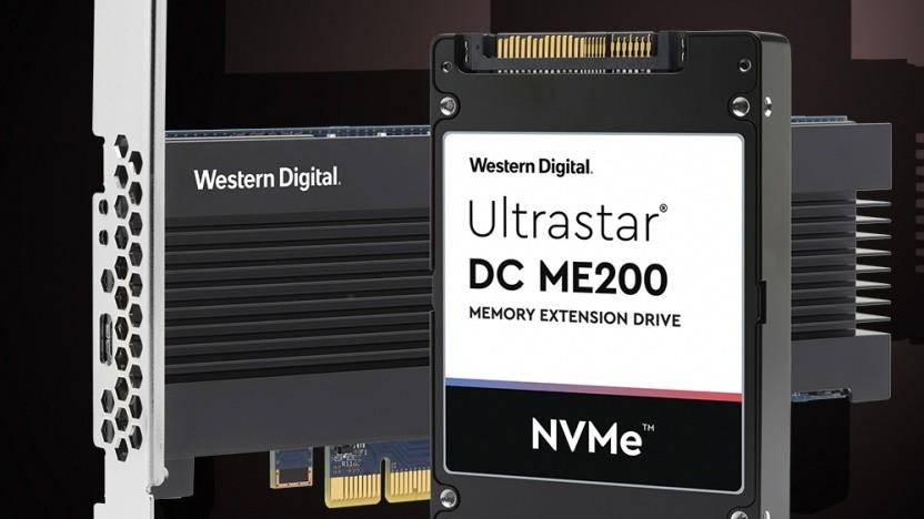 Die Ultrastar DC ME200 gibt es in zwei Formen.