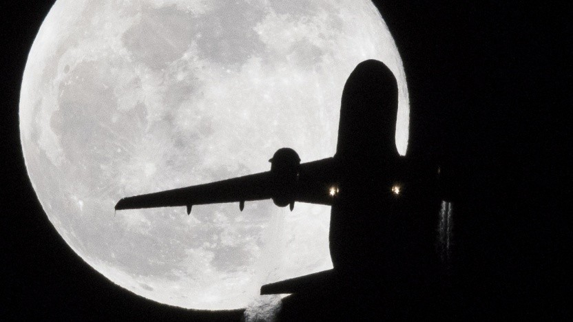 Verkehrsflugzeug (Symbolbild): Gab es Manöver vor der irischen Westküste?