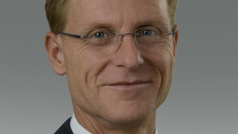 Buglas-Geschäftsführer Wolfgang Heer