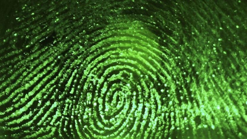 Fingerabdruck (Symbolbild): Wörterbuchangriff auf biometrische Authentifizierungssysteme