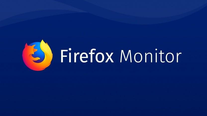 Der Firefox Monitor ist künftig in den Browser integriert.