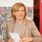 Julia Klöckner: Landwirtschaftsministerin drängt auf volle 5G-Abdeckung