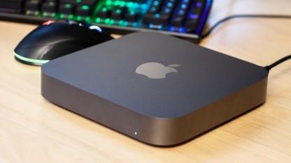 Optisch hat sich der Mac Mini nicht verändert