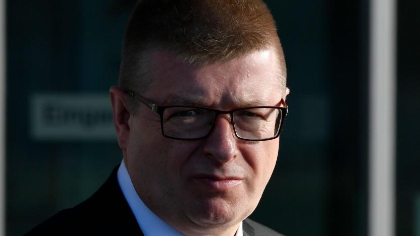 Der neue Verfassungsschutzpräsident Thomas Haldenwang