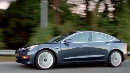 Tesla Model 3 kommt nach Europa.