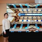 Digital Signage: Samsungs 65-Zoll-Displays haben 3,7 mm dünne Rahmen