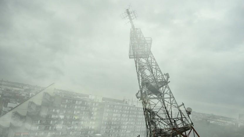 5G-Antennen der Telekom in Berlin
