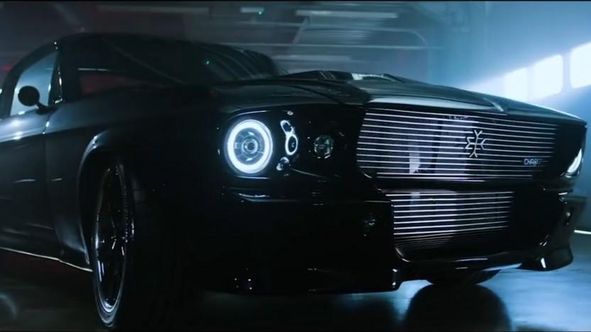 E-Mustang: relativ geringe Reichweite