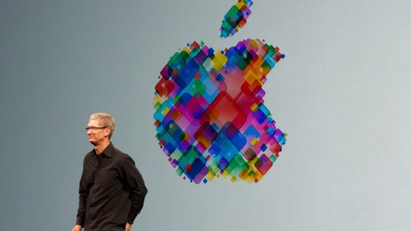 Apple paktiert mit Google.