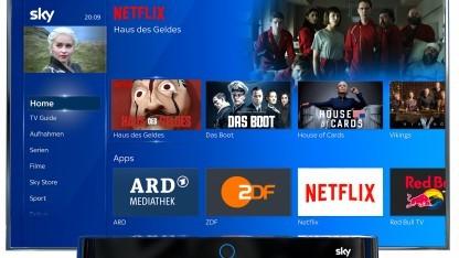 Sky Und Netflix