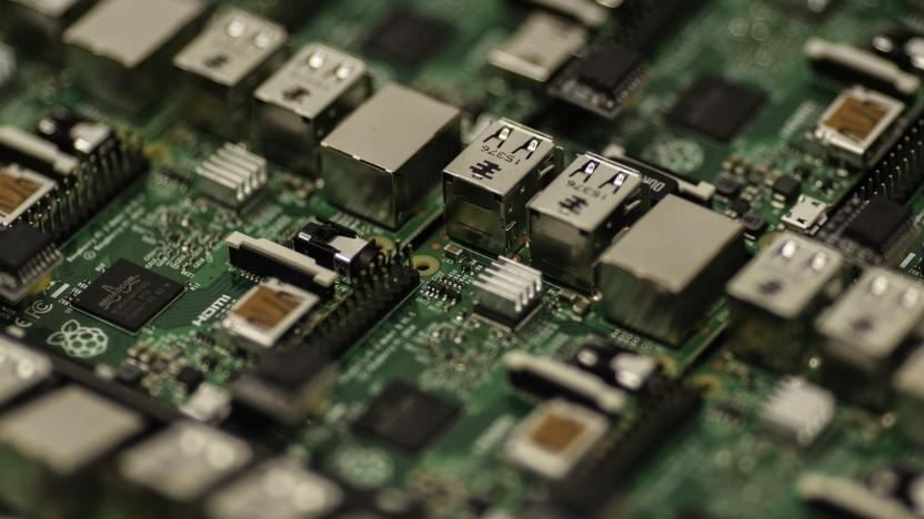 Raspbian wird speziell für den Raspberry Pi entwickelt.