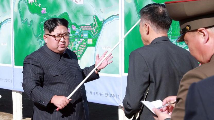 Sprachsynthese kann Kim Jong-un ganz neue Worte in den Mund legen.