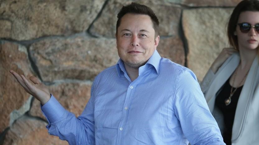 SpaceX-Chef Elon Musk: Marihuana-Rauchen in der Öffentlichkeit mag die Nasa nicht.