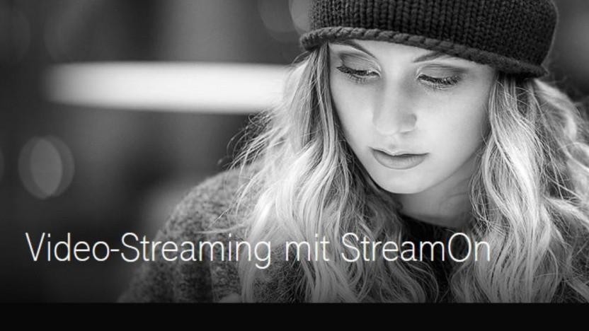 Verbraucherschützer fordern hohe Videoauflösung für alle Stream-On-Nutzer.