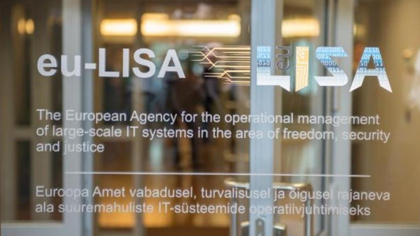 Die Zentrale von EU-Lisa in Tallinn