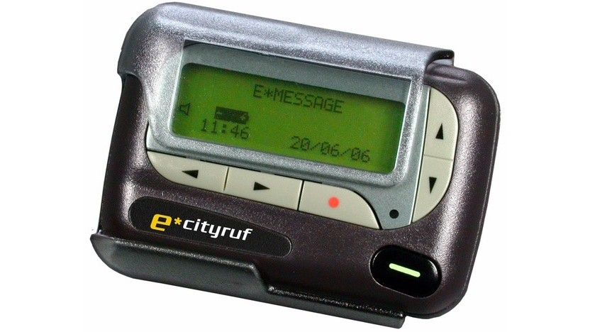 Pager von e*message