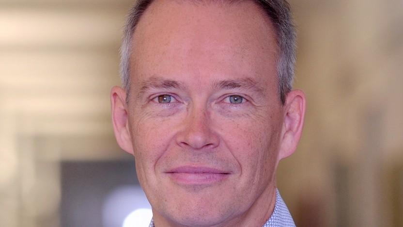 Zeigt sich gnädig mit Knuddels: Baden-Württembergs Datenschützer Stefan Brink