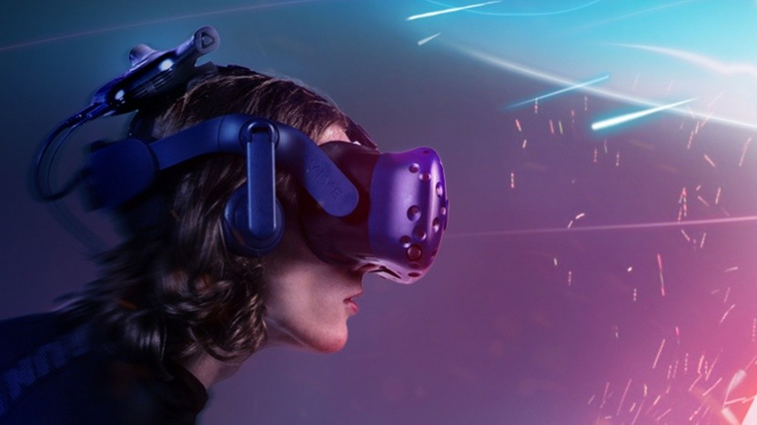Wireless-Adapter für das Vive Pro
