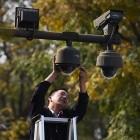 Datenschutz: Chinesische Kameraüberwachung hält Bus-Werbung für Fußgänger