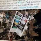 Norton Utilities: Alexander Gerst findet alte Disketten auf der ISS