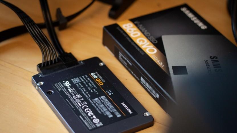 Samsungs 860 QVO