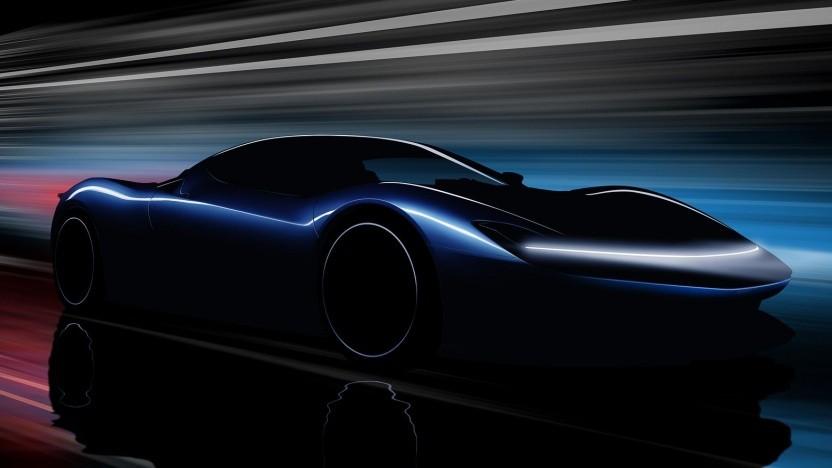 """Supercar Pininfarina PF0: """"Wir können die Form des Wagens deutlicher sprechen lassen"""""""