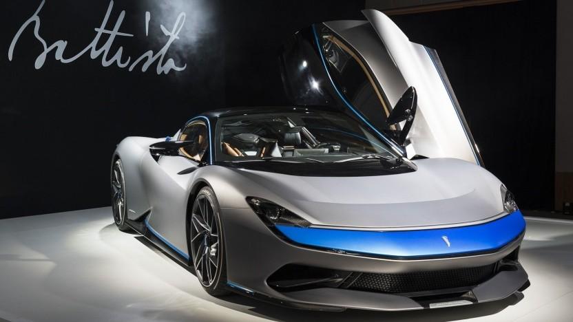 """Supercar Pininfarina Battista: """"Wir können die Form des Wagens deutlicher sprechen lassen"""""""