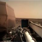 Mars-Roboter: Insight hat erstes Messinstrument abgesetzt