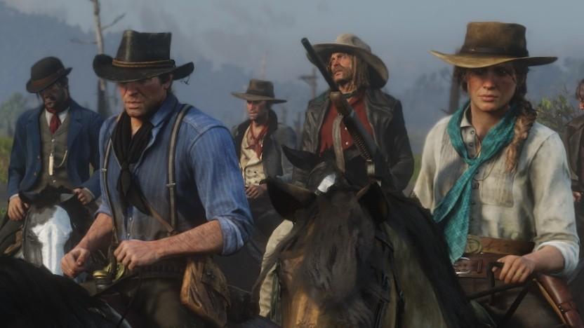 Artwork von Red Dead Redemption 2