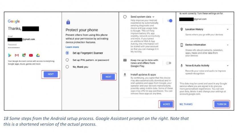 So verleitet Google die Nutzer zur Aktivierung des Standortverlaufs.