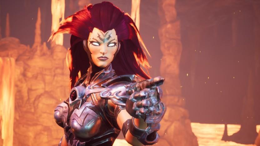 Fury ist die Hauptfigur in Darksiders 3.