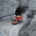 Volvo: Autonome Trucks sollen in Norwegen Steine transportieren