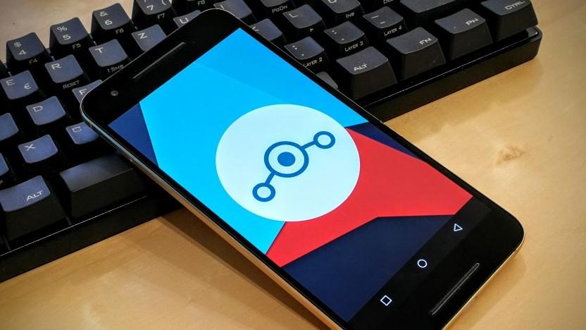 Lineage OS auf einem Nexus 6P