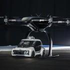 Flugauto: Audi lässt Pop-Up Next fahren und fliegen