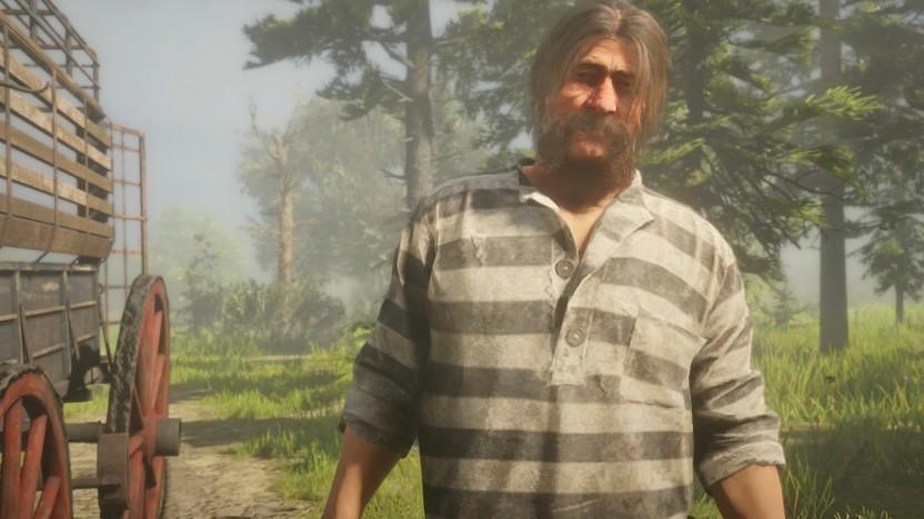 Unser Charakter in Red Dead Online