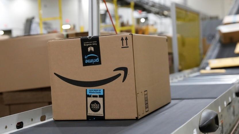 Amazons Doppelrolle als Händler und Marktplatz wird untersucht.