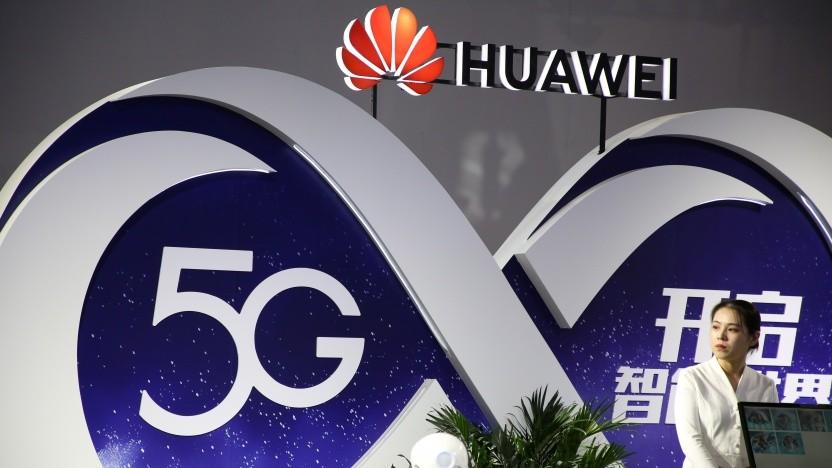 Huawei will beim Aufbau von 5G kräftig mitmischen.