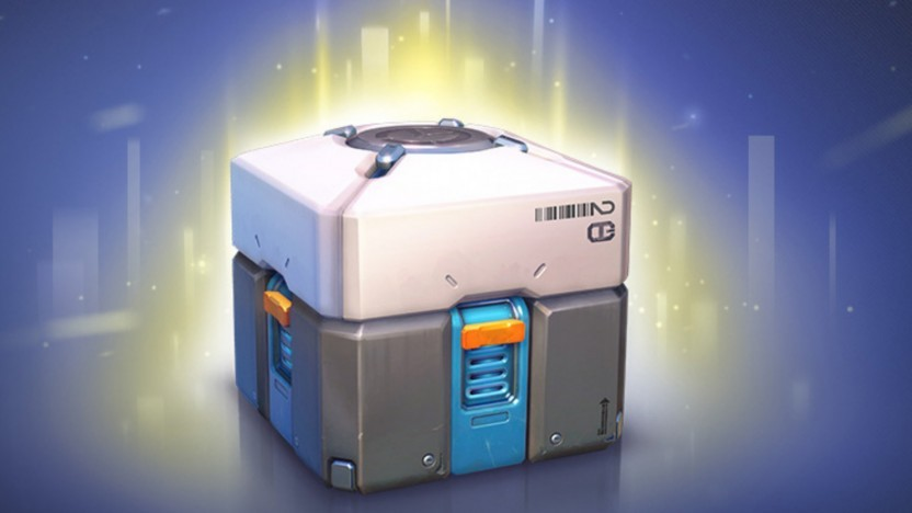 Lootbox in Overwatch