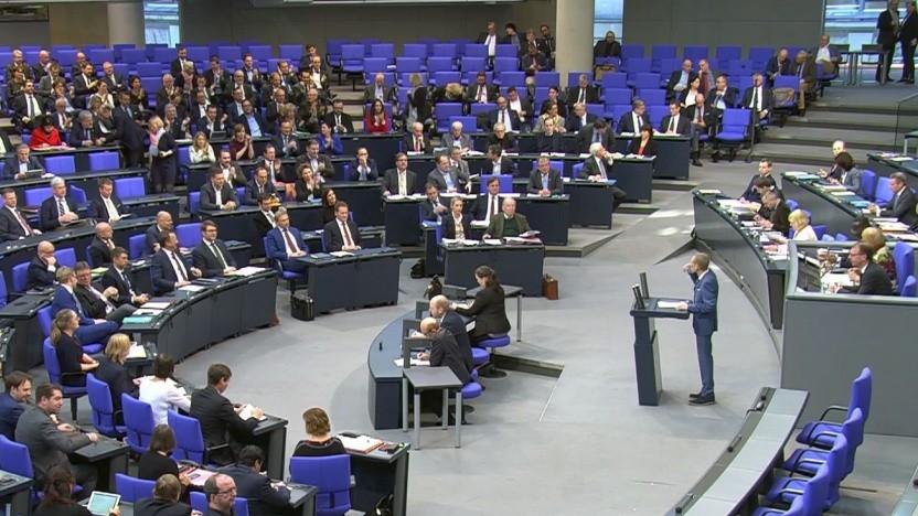 Der FDP-Politiker Jimmy Schulz fordert ein Recht auf Verschlüsselung.