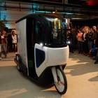 Ono: E-Lastrad mit Container soll Zustellfahrzeug werden