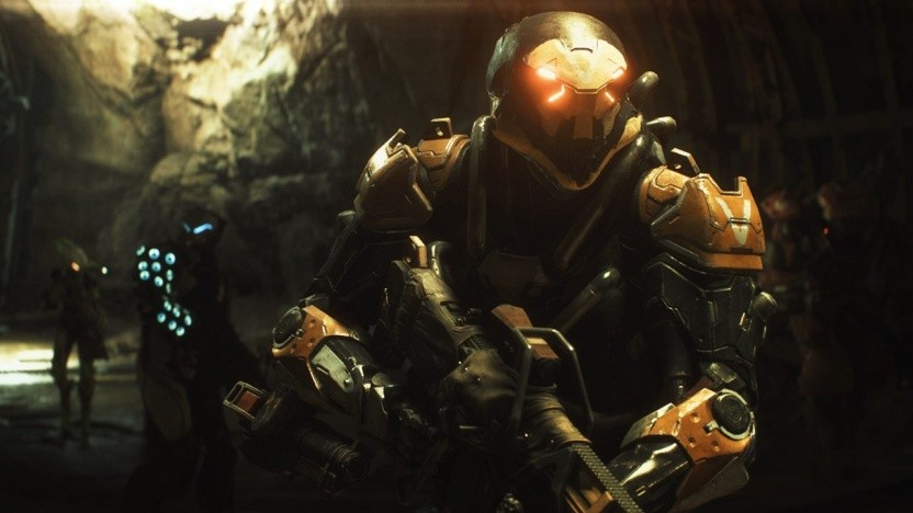 Artwork von Anthem