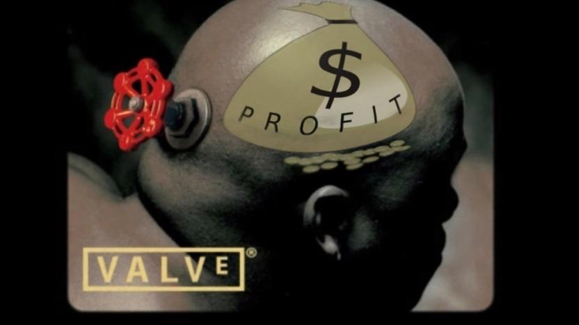 Valve hat nur Profit im Kopf