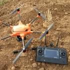 Yuneec H520: 3D-Modell aus der Drohne